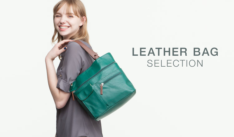 LEATHER BAG SELECTION