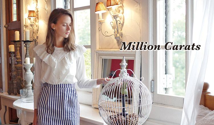 MILLION CARATS