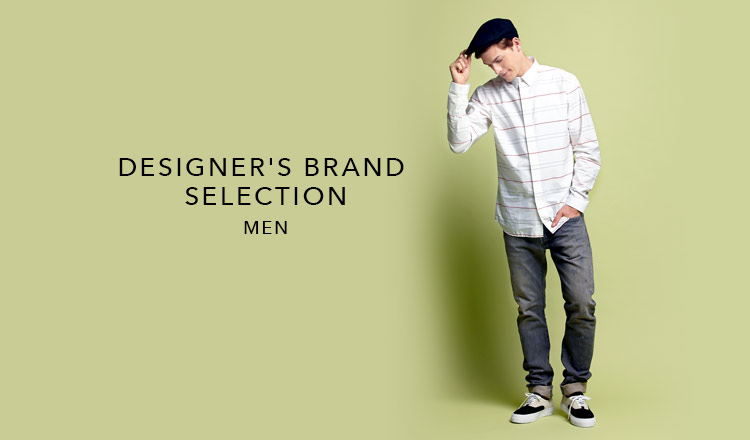 DESIGNER'S BRAND SELECTION MEN