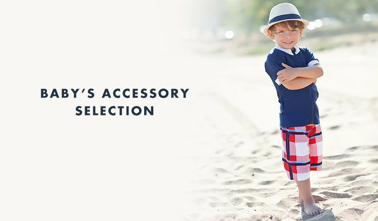 BABY'S ACCESSORY SELECTION