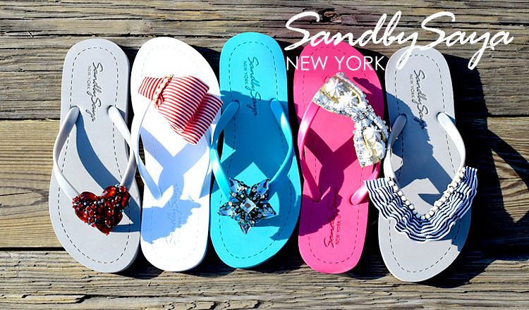 SAND BY SAYA NEW YORK