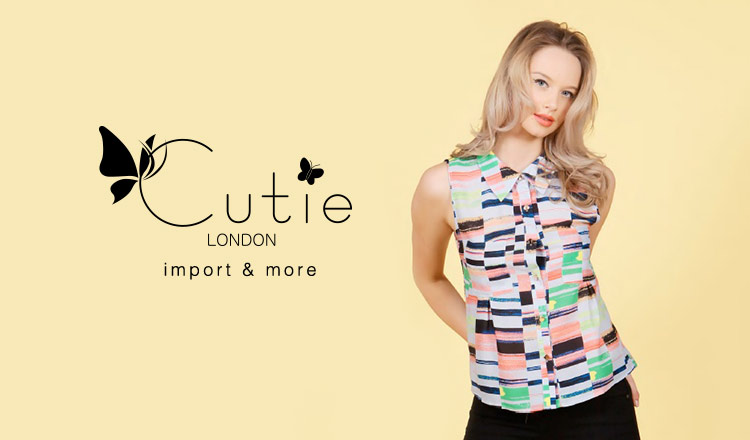 CUTIE LONDON/import&more