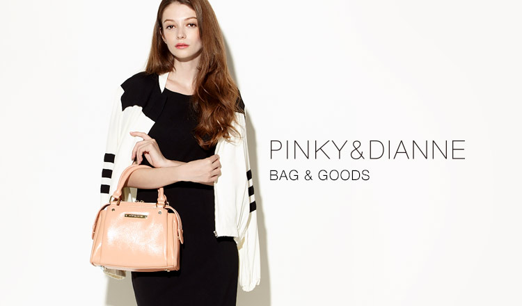 PINKY & DIANNE - BAG & GOODS