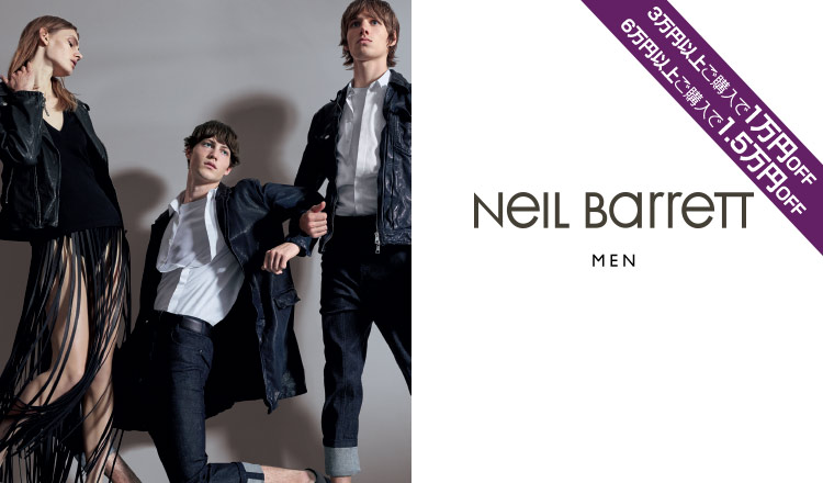 NEIL BARRETT MEN