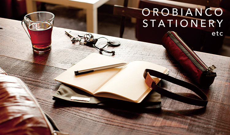 OROBIANCO STATIONERY etc