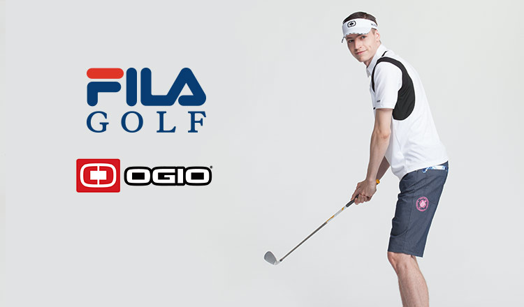 FILA GOLF/OGIO MEN
