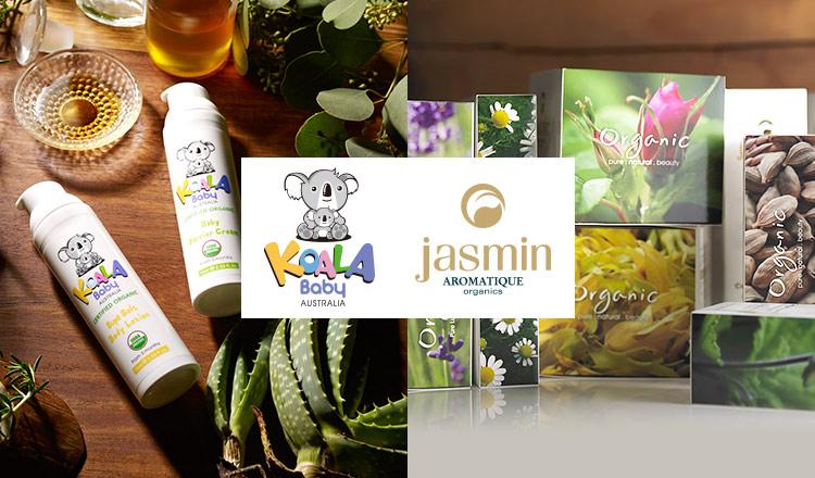 JASMIN AROMATIQUE/KOALA Baby