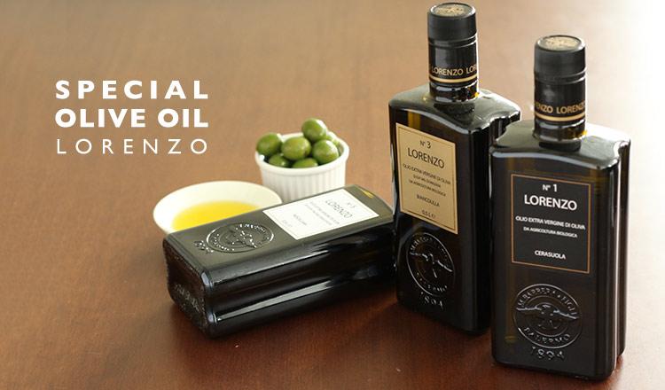 SPECIAL OLIVE OIL LORENZ