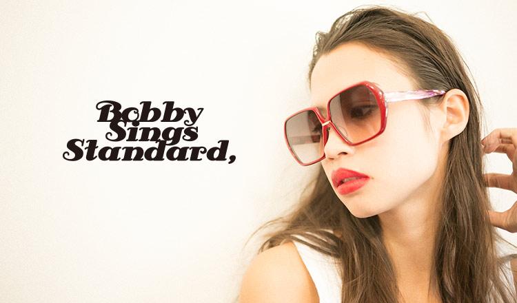 BOBBY SINGS STANDARD,