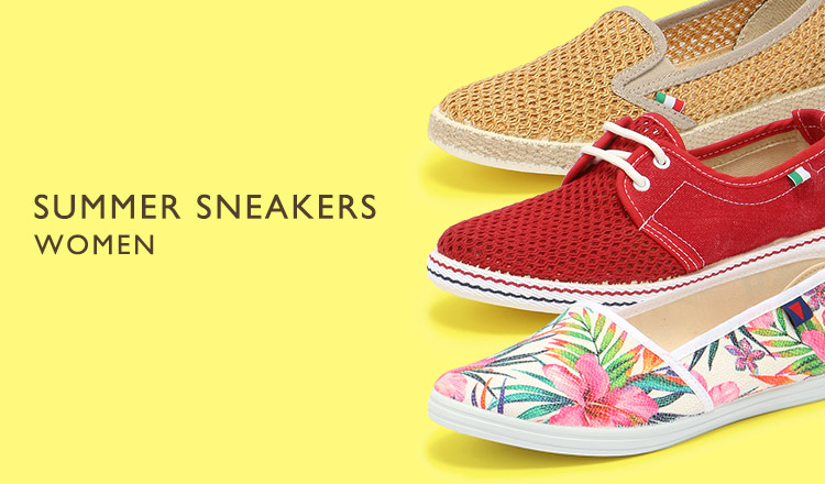 SUMMER SNEAKERS WOMEN