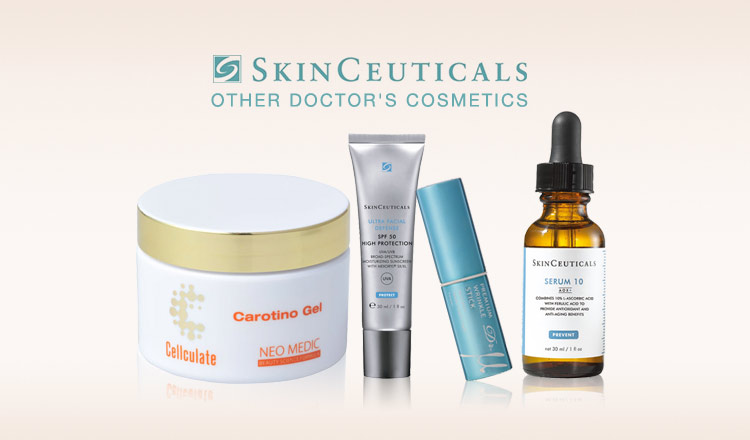 SKINCEUTICALS & OTHER DOCTOR'S COSMETICS