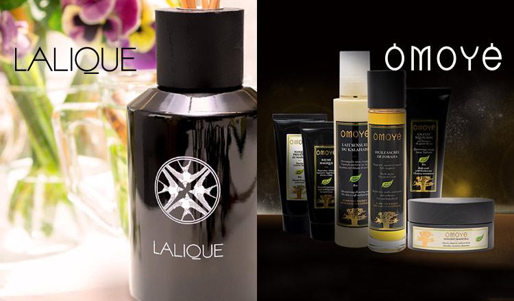 LALIQUE/OMOYE