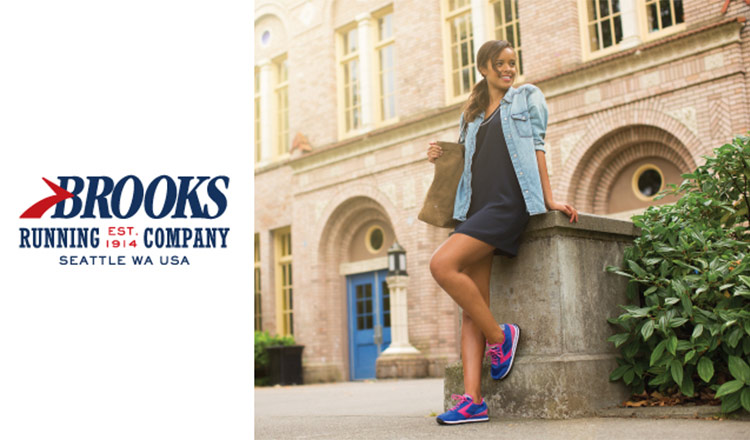 BROOKS HERITAGE WOMEN