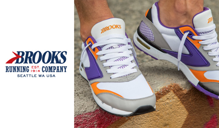 BROOKS HERITAGE MEN