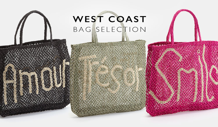 WEST COAST BAG SELECTION