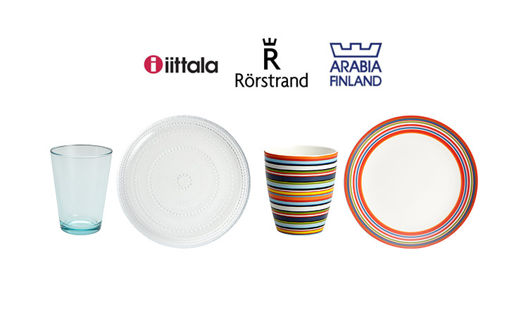 RORSTRAND/IITTALA/ARABIA