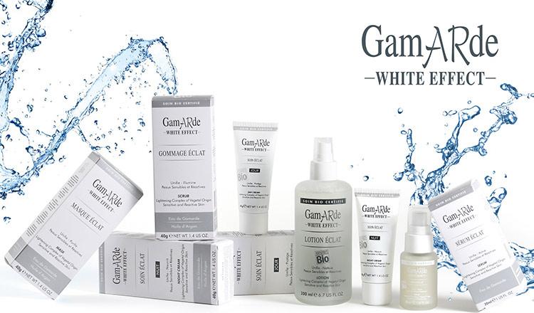 GAMARDE-天然由来100%のオーガニック化粧品-