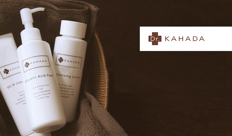 DR.KAHADA medical cosmetic products