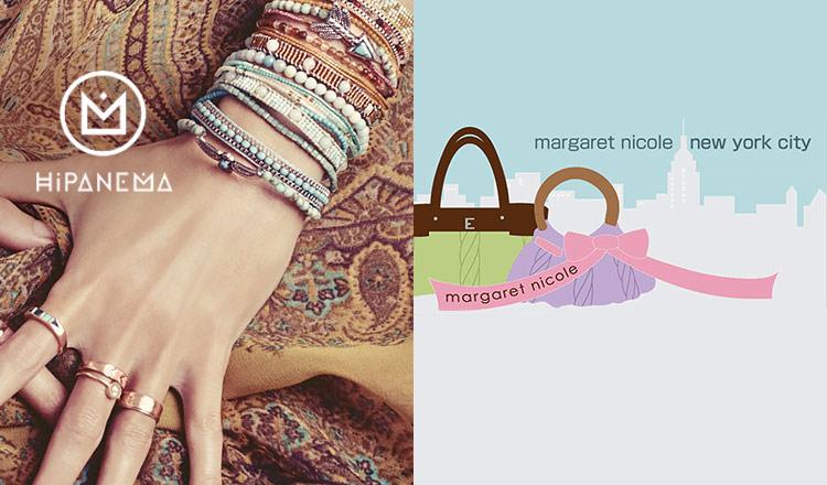 MARGARET NICOLE & HIPANEMA
