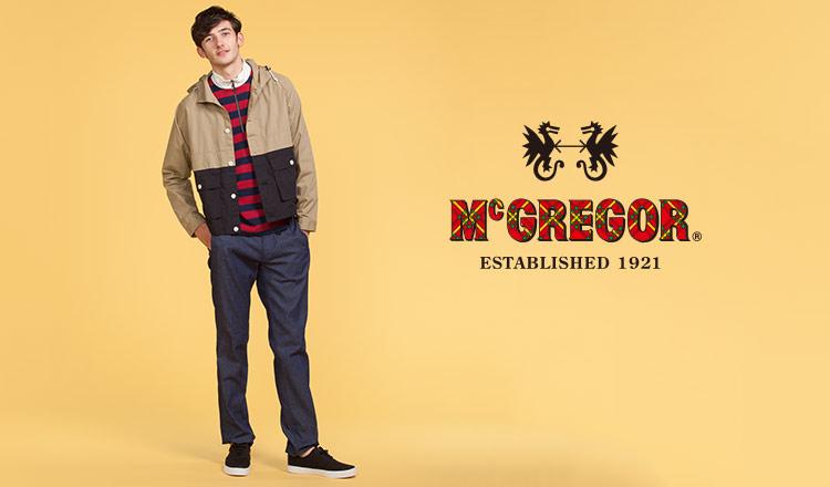 McGREGOR MEN