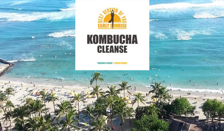 KOMBUCHA CLEANSE
