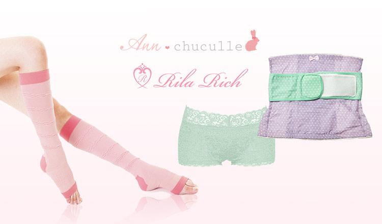 ANN CHUCULLE/RILA RICH