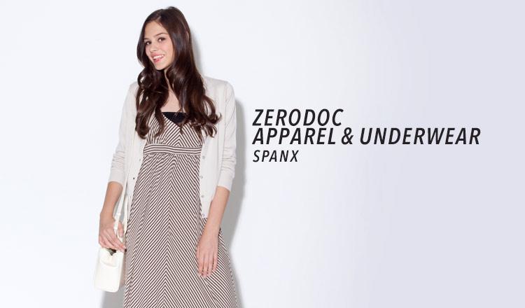 ZERODOC APPAREL & UNDERWEAR -SPANX-