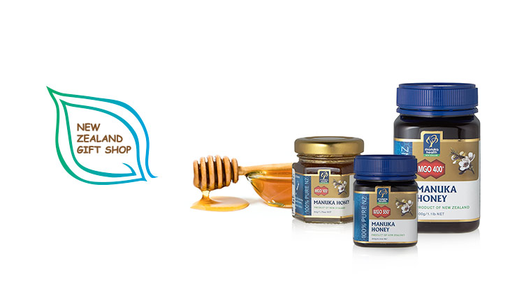 MANUKA HONEY & OTHER GIFTS FROM NEW ZEALAND