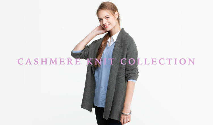CASHMERE KNIT COLLECTION