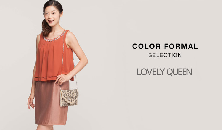 COLOR FORMAL SELECTION