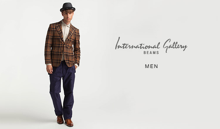 INTERNATIONAL GALLERY BEAMS MEN