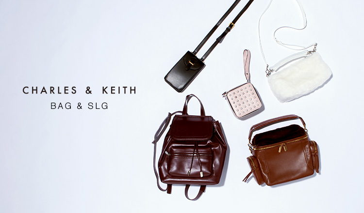 CHARLES & KEITH  -BAG & SLG-