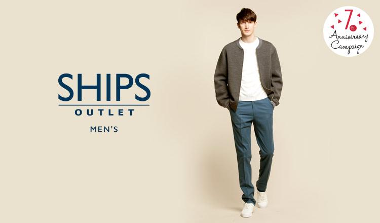 SHIPS OUTLET MEN'S