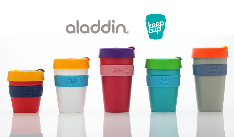 ALADDIN/KEEP CUP
