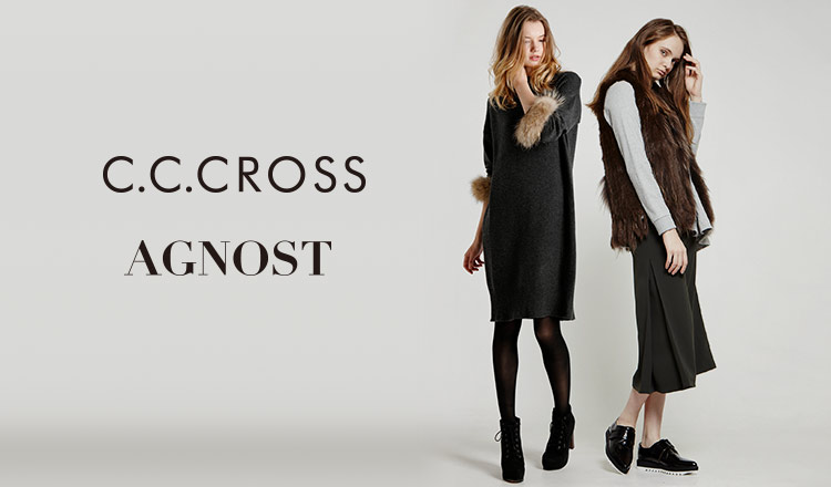 C.C CROSS/AGNOST