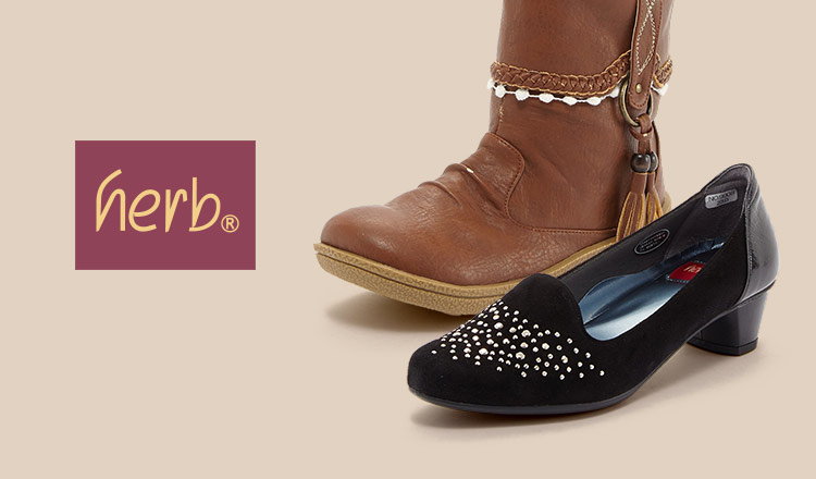 HERB -AUTUMN SHOES SELECTION-