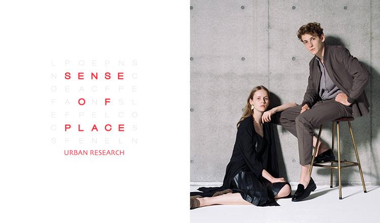 SENSE OF PLACE by URBAN RESEARCH KIDS