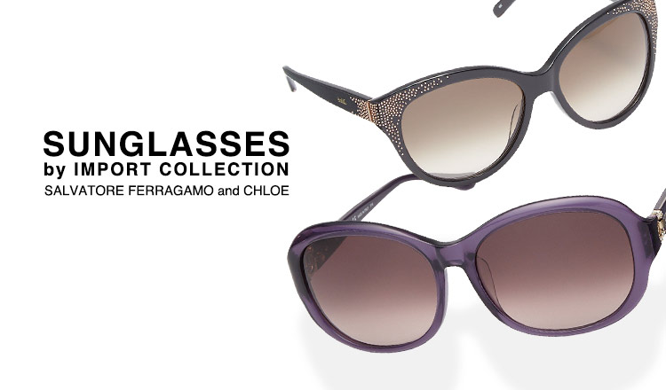 SUNGLASSES by IMPORT COLLECTION