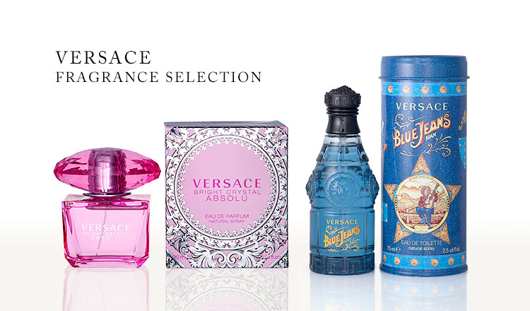VERSACE FRAGRANCE SELECTION