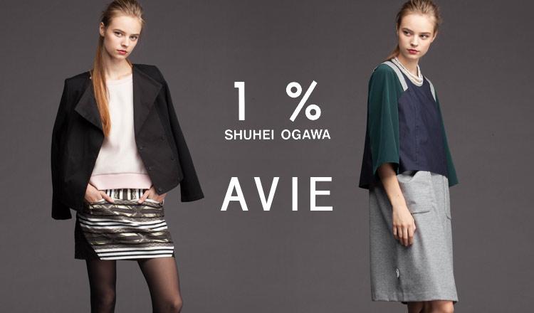 1% SHUHEI OGAWA/AVIE YUMIKO FUKUDA