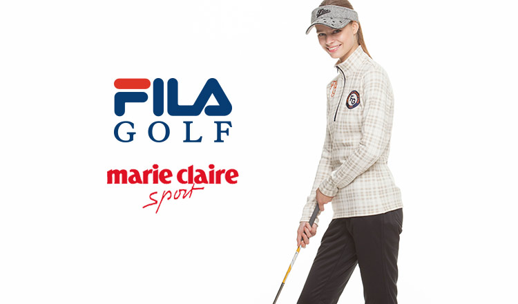FILA GOLF/MARIE CLAIRE WOMEN