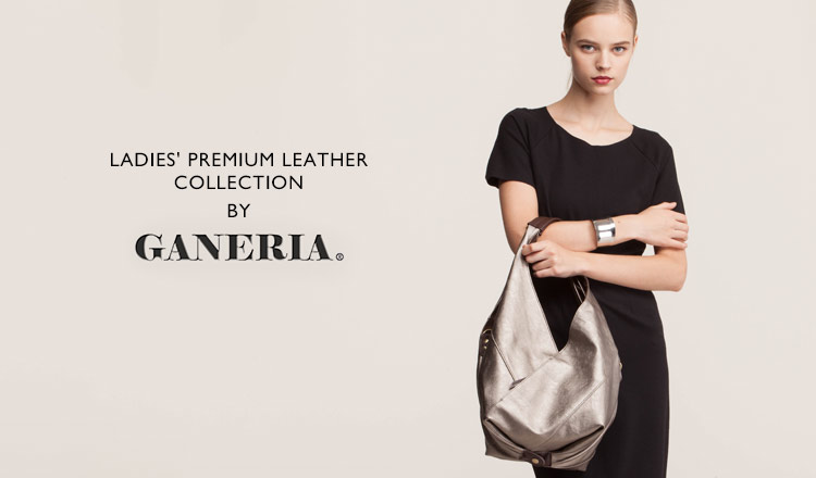 LADIES' PREMIUM LEATHER COLLECTION By GANERIA