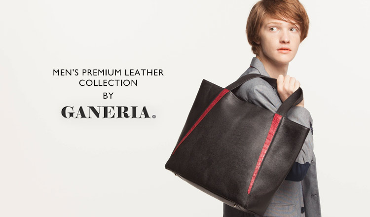 MEN'S PREMIUM LEATHER COLLECTION By GANERIA
