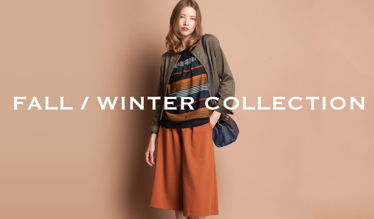 FALL/WINTER COLLECTION