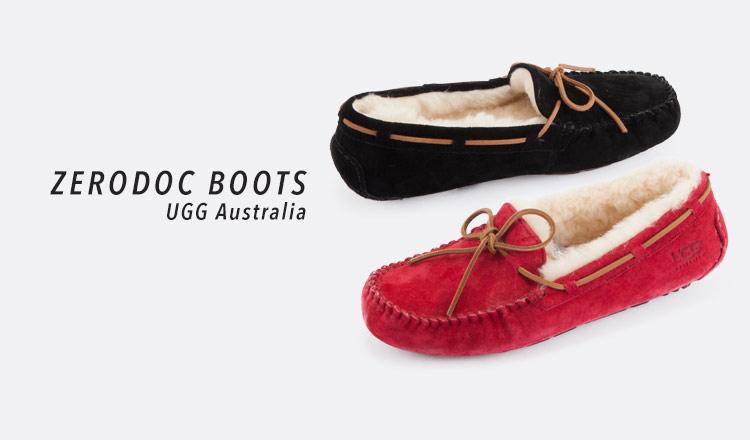 ZERODOC BOOTS -UGG Australia-