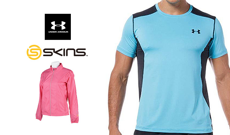 UNDER ARMOUR SKINS