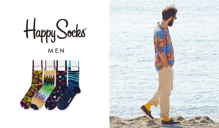 HAPPY SOCKS MEN