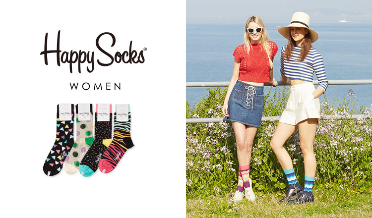 HAPPY SOCKS WOMEN