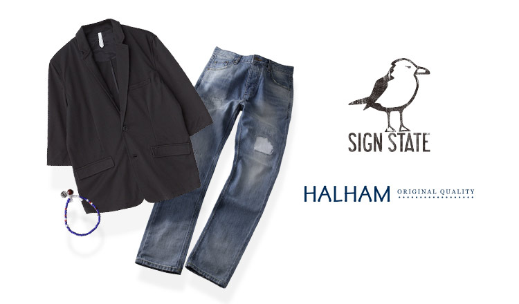 SIGN STATE/HALHAM