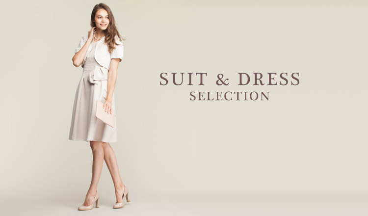 SUIT & DRESS SELECTION